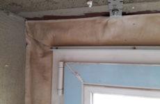 Монтаж пластиковых откосов на окна ПВХ
