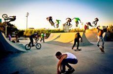 Все о скейт-площадках