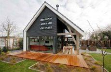 Современные тенденции в проектировании домов.