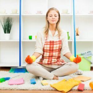 Как поддерживать чистоту в квартире