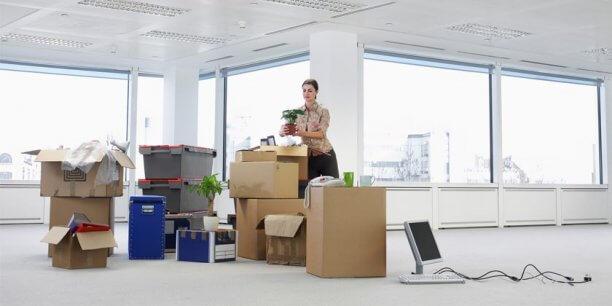перевез офиса