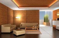 Натяжной потолок как решения для дома и офиса