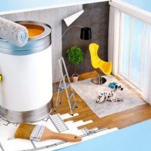 Общие моменты ремонта квартир и домов