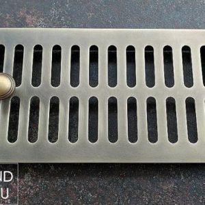 В чем оригинальность решеток для вентиляции DIAMOND GRILLE