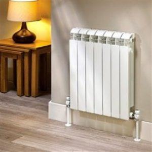 Алюминиевые радиаторы отопления: обзор технических характеристик