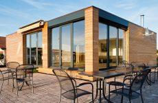 Какие преимущества модульных домов
