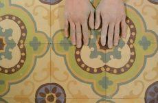 Плитка из цемента в Средние века и в наши дни
