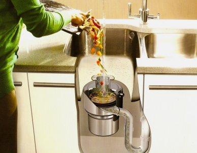 Измельчитель пищевых отходов для вашей кухни