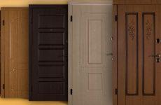 Выбираем входную металлическую дверь