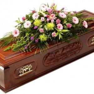 Как выбрать гроб для похорон