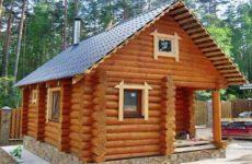 Деревянная баня: материалы, аксессуары и отделка