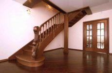 Выбираем лестницу для частного дома