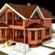 Загородное строительство домов из кирпича в СПб и Ленинградской области