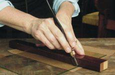 Как правильно резать стекло