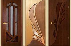 Какие шпонированные двери лучше