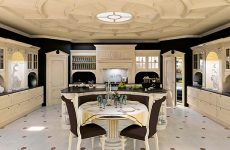 Кессонный потолок – принципы монтажа
