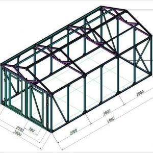 Как сделать металлический гараж?