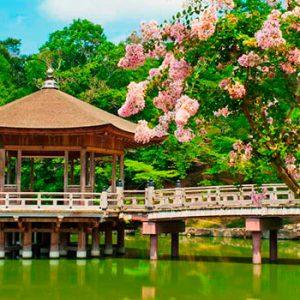 Японская беседка – пагода