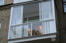 Недорогое остекление балконов в Москве под ключ