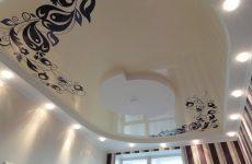 Почему натяжные потолки так привлекательны