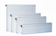 На какие виды делятся радиаторы отопления