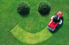 Топ-5 лучших газонокосилок