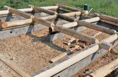 Основные моменты в строительстве бани