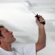 Как шпаклевать потолок из гипсокартона