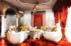 Тайны жаркого востока или марокканский интерьер