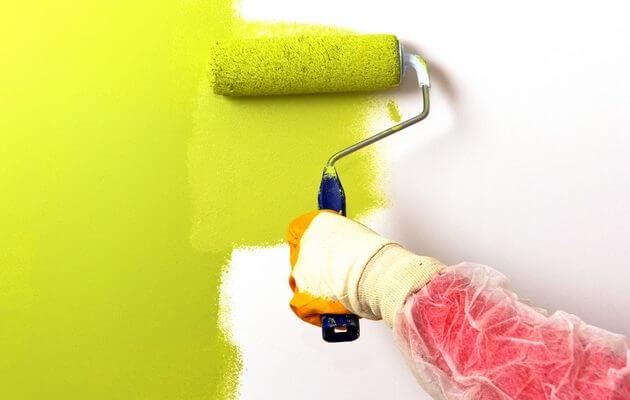 Обзор инструментов для покраски стен