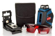 Лазерный нивелир KACKAD 360X-IP