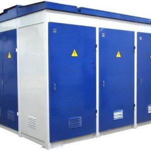 Внутрицеховые комплектные трансформаторные подстанции