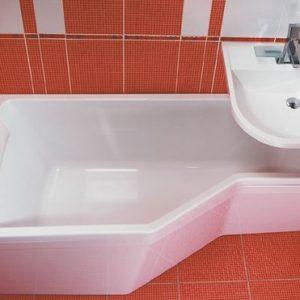 Акриловые ванны — верный выбор для современных ванных комнат