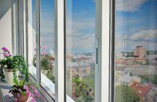 Остекление балконов и лоджий при помощи алюминиевого профиля