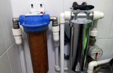 Магнитные водяные фильтры: виды и особенности