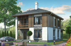 Особенности планировки двухэтажного дома