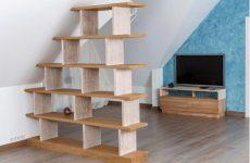 Мебель из массива в стиле Loft