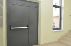 Двери — важнейший элемент системы противопожарной защиты помещений
