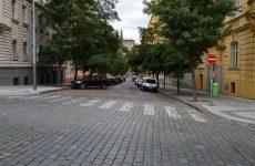 Чем выложены тротуары и площади Запорожья