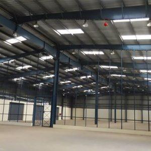 Проектирование зданий складов и складских комплексов для хранения