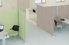 Модульные перегородки для офисов