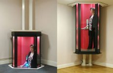 Домашний лифт для загородного особняка