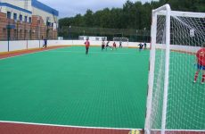 Модульные покрытия для спортивных площадок