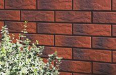 Фасадная плитка: характеристики и процесс изготовления облицовочного материала