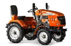 Как выбрать минитрактор для сельскохозяйственных работ?
