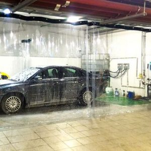 Вентиляция для автомоек