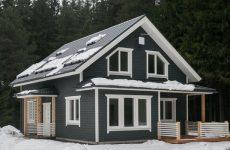 Каркасные дома: проекты и цены
