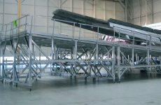 Алюминиевые леса для любых строительных или ремонтных работ