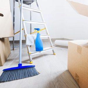 Как справиться с уборкой после ремонта