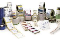 Самоклеящиеся этикетки для маркировки товаров